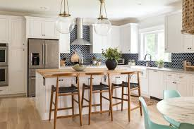 jamie at home kitchen design contemporary family home with farmhouse details in new england