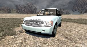 land rover supercharged white range rover supercharged 2008 white for beamng drive