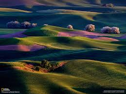 Washington travel contests images Palouse country jpg