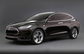 tesla finally unveils model x electric crossover 0 to 60 in less