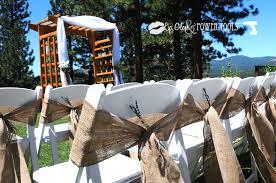 Burlap Chair Sash Valuable Burlap Chair Sash 31 For Your Small Home Decoration Ideas