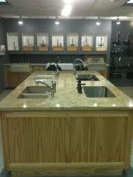 Kitchen Sink Displays Kohler Kitchen Sink Displays Our Denver Showroom Pinterest