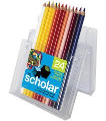 prismacolor pencils prismacolor scholar colored pencil set 24 pk joann
