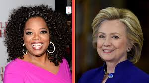 where does hillary clinton live exclusive oprah winfrey endorses hillary clinton in upcoming