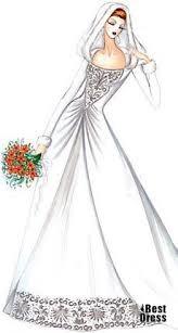314 best bridal art images on pinterest fashion sketches