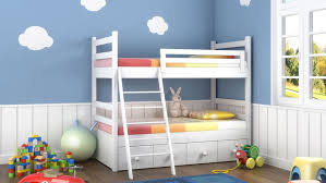 chambre pour deux enfants l aménagement d une chambre pour deux enfants