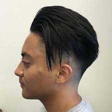 hair under cut with tapered side 60 effortless slicked back undercut be trendy in 2018