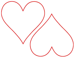 coloring page hearts love redcabworcester redcabworcester