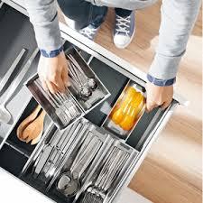 amenagement tiroir cuisine aménagement intérieur tiroirs tandembox orga line blum