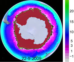 study helps explain sea ice differences at earth u0027s poles nasa