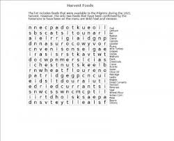 thanksgiving wordsearch free thanksgiving worksheets
