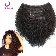 curly clip in hair extensions for black women afro curly clip in hair extensions 100