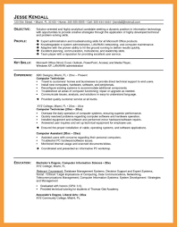 resume sle for job application pdf 11 computer technician resume pdf network cable pc sle 9 tech