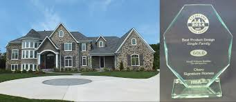 Custom Home Builder Online 2014 Cleveland Choice Awards Otero Signature Homes