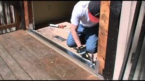 Patio Doors Repair by Exploring Options In Los Angeles Sliding Glass Door Repair