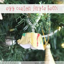 craft egg carton jingle bells a little delightful