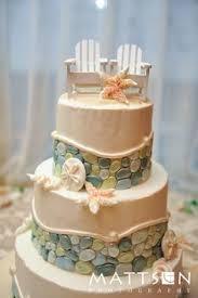 Cake Decorations Beach Theme - beach theme wedding cake topper classic by landscapesnminiature