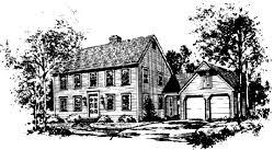 colonial plans colonial house plans colonial home plans saltbox