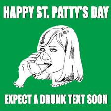St Patricks Day Memes - st patrick day meme 6 free template