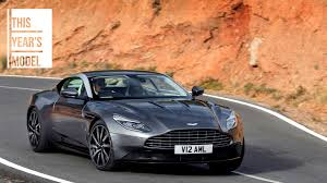 aston martin sedan interior the 2017 aston martin db11 blasts from the past the drive