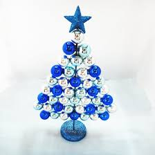 white ornaments bulk trees 2017 pertaining