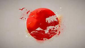Japan Flag Image Japanese Flag Wallpapers High Resolution Metabix