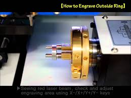 how to engrave a ring how to engrave outside ring with magic 7