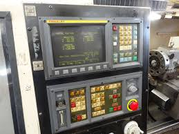 colchester 3000l cnc lathe with fanuc ot control 1st machinery