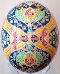decorative eggs 36 best decorated emu ostrich eggs images on