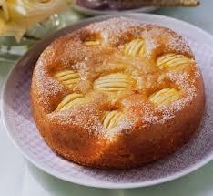 cuisine gateau aux pommes gâteau aux pommes et au citron recette de grand mère