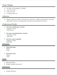 Resume Templates Google Docs In English Resume Resume Templates Free Download Google Docs Simple