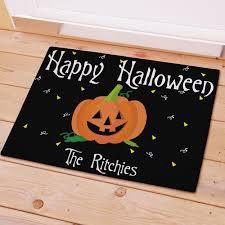 outdoor halloween doormats even ghosts need to wipe their feet