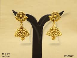 gujarati earrings antique earrings archives page 21 of 22 antique jewelry