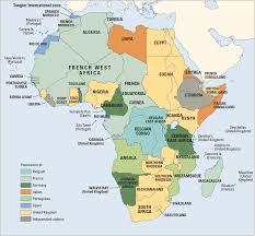 Population Map Of Africa by Africa In Data Our World In Data