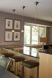 kitchen mini pendant lighting modern rooms colorful design cool
