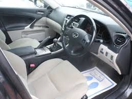 used lexus for sale glasgow 2009 lexus is 220d se 5 295