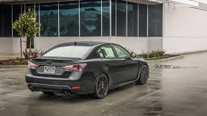 lexus gsf exclusive style meets performance in lexus gsf with custom painted