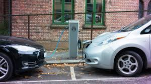 electric car charging infrastructure in the us is thriving study