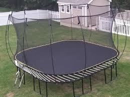 springfree 13ft trampoline u0026 safety net enclosure