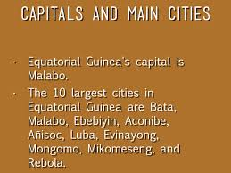 Guinea Ecuatorial Flag Equatorial Guinea By Farah Weldon