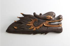 Sculpture For Home Decor by Dragon Wall Art Forwood Design