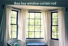 kitchen bay window curtain ideas marvelous small kitchen bay window treatment ideas cordial living