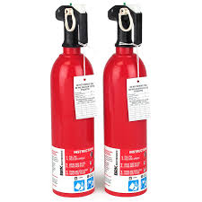 First Alert Kitchen Fire Extinguisher by Mayday Ee32 First Alert 5bc Fire Extinguisher Set Of 2 Fire