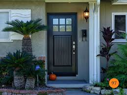 front door glass wonderful single front entry doors craftsman style front doors