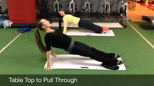 Table Top Exercise by Table Top To Pull Through Train P3 Exercise Of The Week Youtube
