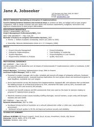 project manager resume entry level project manager resume entry level it project manager