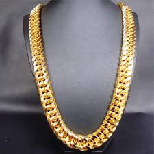 golden chain necklace men images K gold chain necklace men caymancode jpg