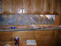 Slate Kitchen Backsplash Amazing Slate Backsplash Kitchen Peel - Slate kitchen backsplash