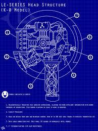 Blueprint Math by Le Series Head Blueprint By Lekonua On Deviantart