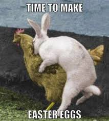 Easter Funny Memes - happy easter to all my peeps easter easter pictures easter images